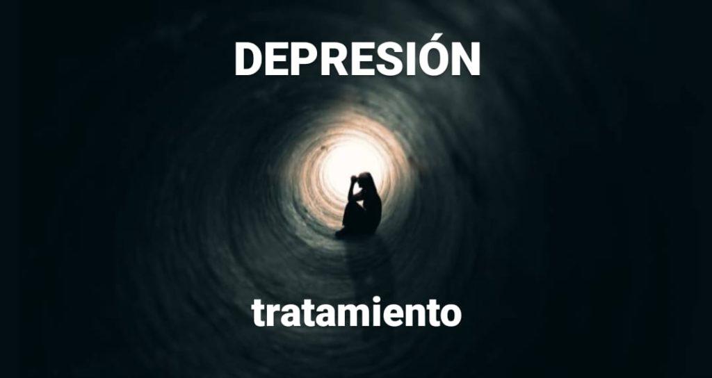 Conocer en qué consiste el tratamiento para la depresión